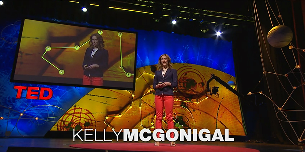 Blogg kelly mcgonigal